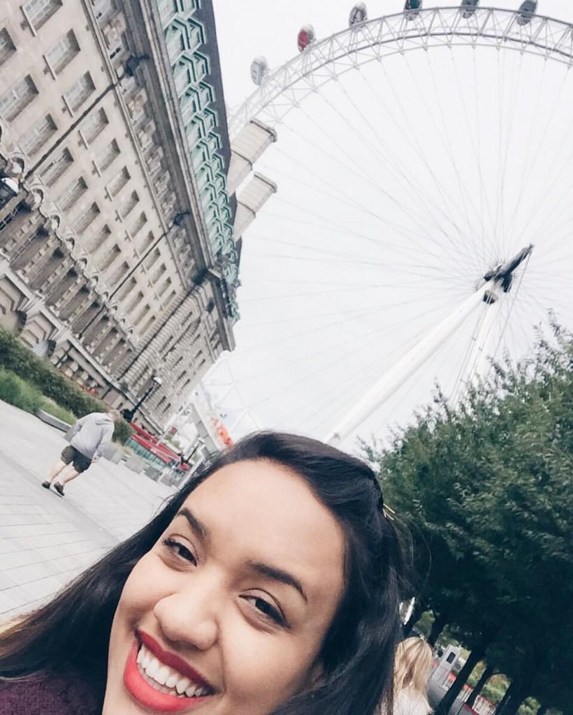 The London Eye, Londres, Inglaterra, Reino Unido