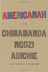 Americanah, edição em inglês