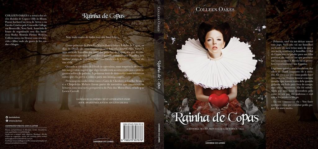 Rainha de Copas, Colleen Oakes