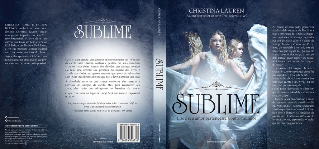 Sublime, Christina Lauren
