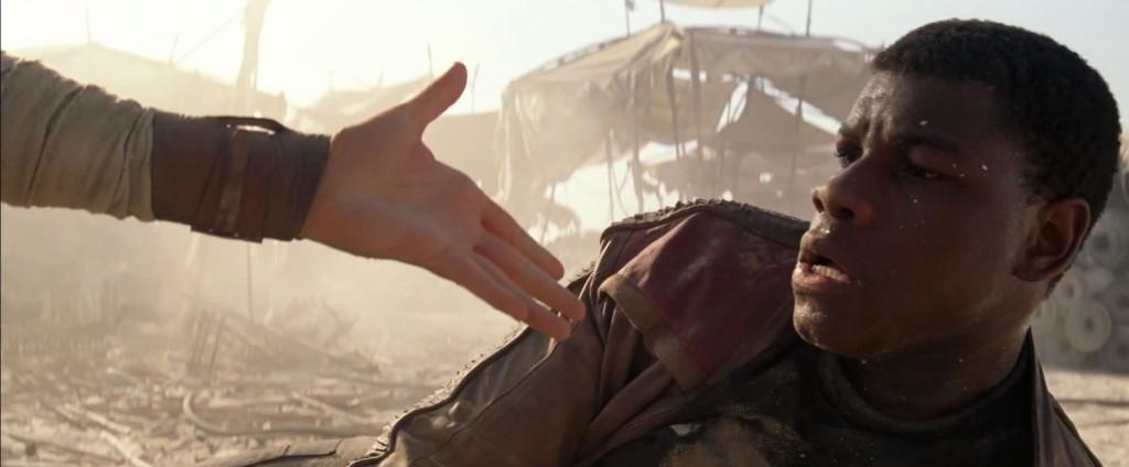 Finn (Divulgação | Disney/Lucasfilm)