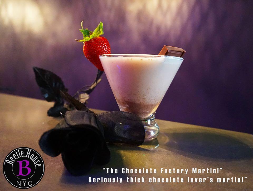 Martini d'A Fantástica Fábrica de Chocolate (Divulgaçao/Beetle House)
