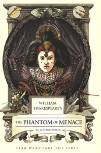 Phantom of Menace Cover