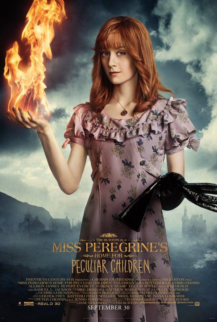 Lauren McCrostie como Olive